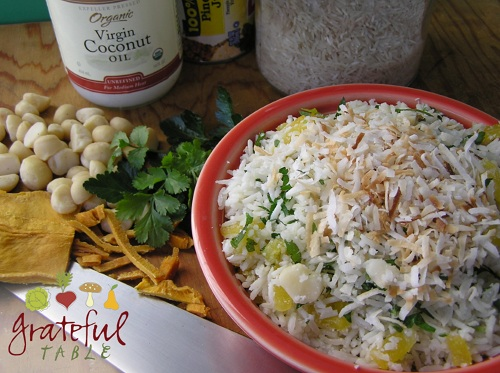 Grateful-Table-Hawaiian-Rice-Salad-Pilaf