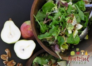 Grateful-Table-Pecan-Pear-Salad-w-Poppy-Seed-Dressing-Waldorf-Style