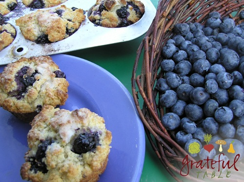 Grateful-Table-Blueberry-Muffins