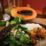 Healthy Topping for Fish, Tropical Flavor