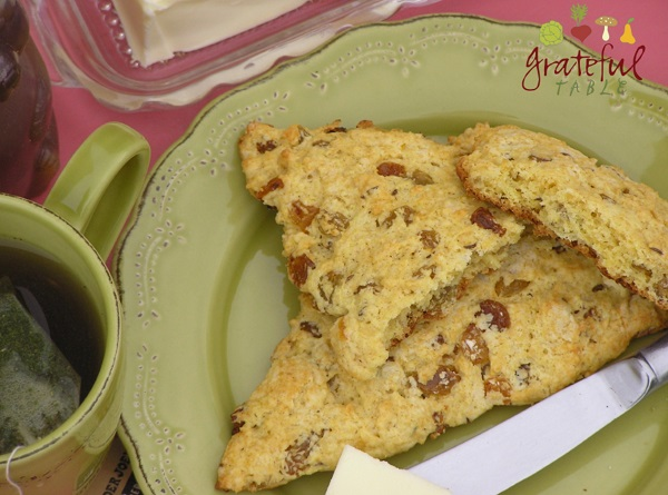 Tips for Great Scones Included!