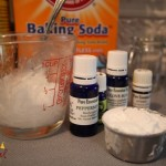 Baking Soda and Coconut Oil Toothpaste