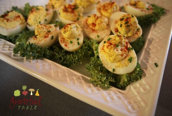 Easy-Peel Eggs for Deviled Eggs, Etc.