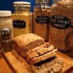 Sourdough Bread w/whole grains