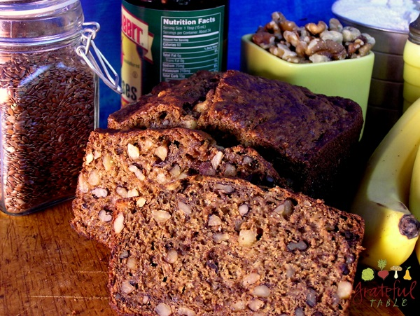 Whole Wheat Banana Bread of New Deli Fame