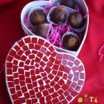Healthy Strawberry Coconut Truffles