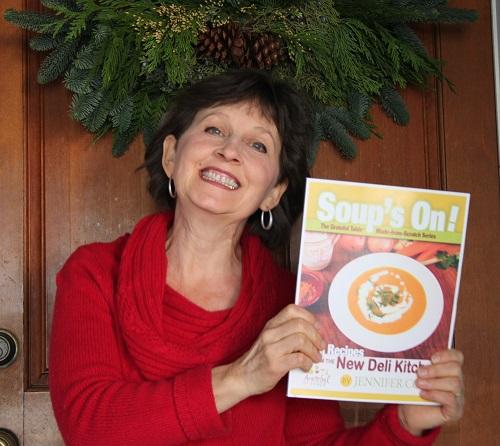 Author Jennifer Cote