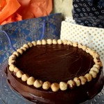 Hazelnut Torte- Simple Ingredients