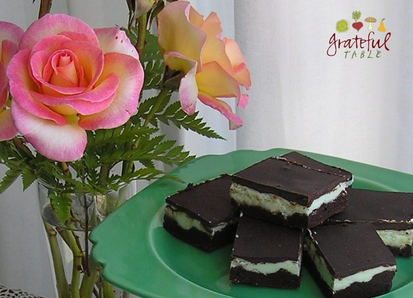New Deli Mint Brownies