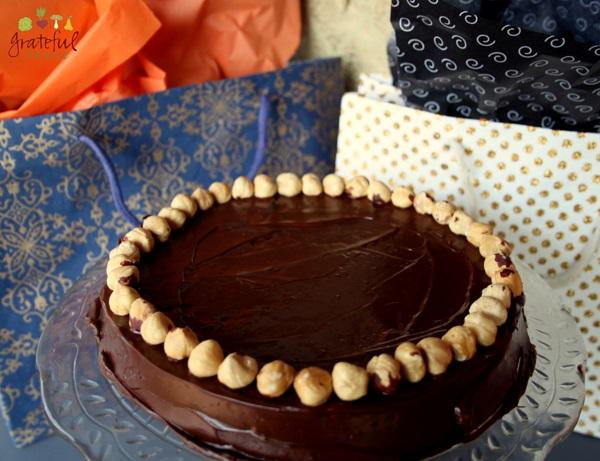 Hazelnut Torte- Simple Ingredients