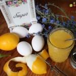 Lemon Curd w/Whole Egg (& Peel of Lemon)