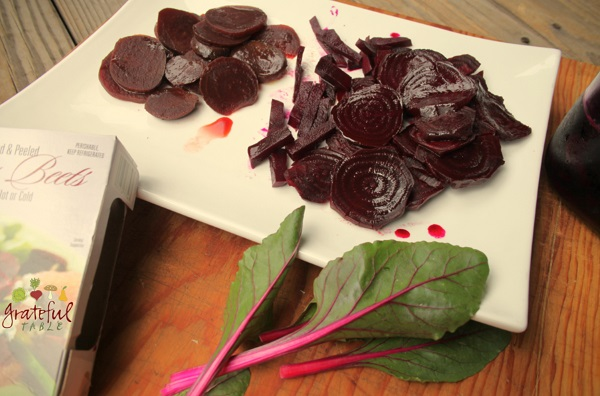 Difference Between Fresh-cooked Beets and Trader Joe's Packaged