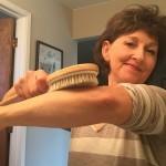 Dry brush your skin!