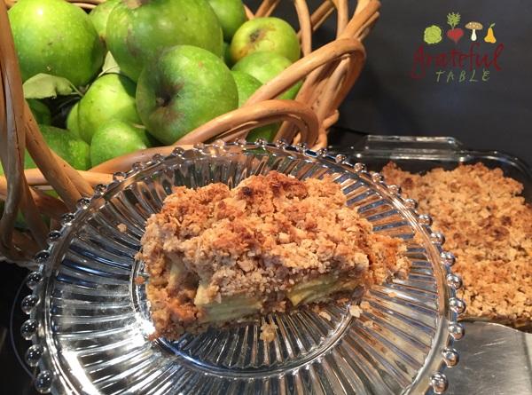 The New Deli's Fave: Caramel Apple Bar