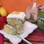 Tres Leches Cake with Coconut- no leftover syrup
