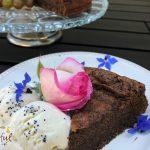 Ground Poppy Seeds Add Richness to Chocolate Torte
