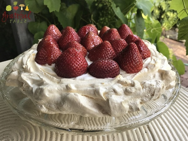 Chocolate Mousse in Meringue Crust, Gluten-Free!