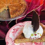"""Jen Cote's """"Oatmeal Cookie Pie"""""""