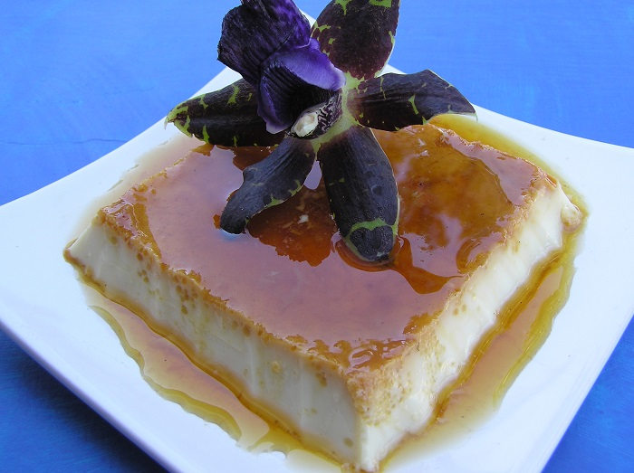 Flan for 200?!