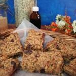 Vegan Oatmeal Breakfast Bar