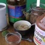 Spirulina, Flax Seeds, Etc.