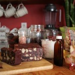 Toasted Cacao Nibs Creamy Fudge
