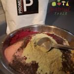 Fruity Whey Protein Powder Mix