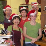 Not Much New Deli Staff! Christmas 2008