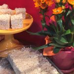 Easy- Microwave Ingredients for Large Recipe Rice Krispie Treats!